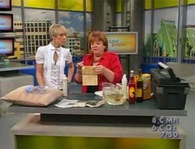 Les recettes magiques de Madame Chasse-taches